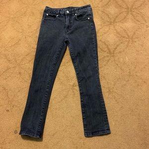 BDG 25W Drainpipe High Rise Black Jeans